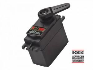 Hitec D645MW Digital Sport Servo, 32-Bit, High Torque, Metal Gear Servo - Product Image