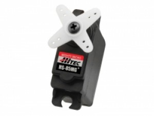 Hitec HS-85MG Ball Bearing Micro Servo - Product Image