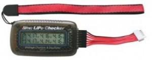 Hitec LiPo Checker - Product Image