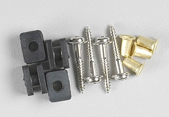 Hitec Regular Servo Hardware Set - Product Image