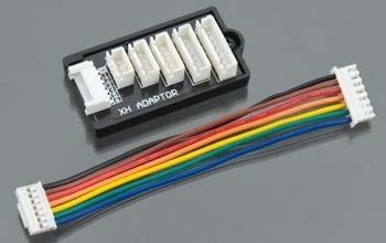 Hitec XH 2S-6S Balance Adapter Board - Product Image