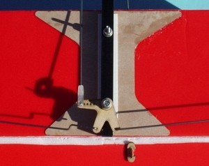 Horizontal Stab Stiffener Plates - Product Image