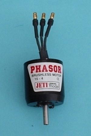 Jeti Phasor 15-4 - Product Image