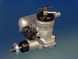 MP Jet .061 BB RC Diesel Engine - Product Image