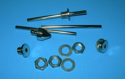MP Jet Fuel Tank Fitting Kit Large Size Tube Type - Product Image
