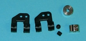MP Jet Torque Rod Control Horn 3/32-2.5mm - Product Image