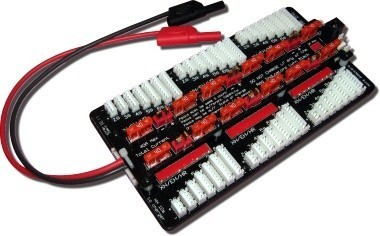 MPA - Multi-Port Safe Parallel Adapter for XH Compatible Battery Packs DEANS - Product Image