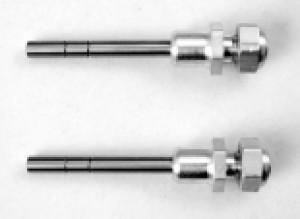"""MPI 3/16"""" Titanium Axle Pair - Product Image"""