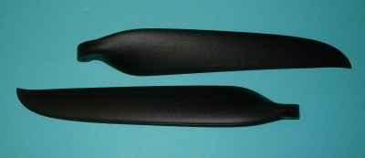 MT 15.5x9.5, 8mm Yoke Folding Prop Blade Set - Product Image