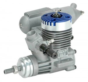 Magnum XLS-15A Two Stroke Engine - Product Image