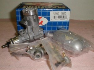 Magnum XL-25A Two Stroke Engine - Product Image