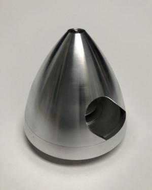 "MPI 50mm (1.97"") E-Spinner Reverse Pitch Bar-Stock Aluminum Brushed Finish - Product Image"