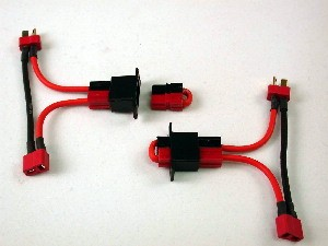 Maxx Products Hi-Current Arming Switch Dean Ultra - Product Image