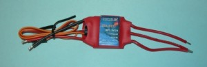 MayTech 25 Amp Harrier Supreme ESC - Product Image
