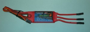MayTech 60 Amp Harrier Supreme ESC - Product Image