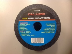 Metal Cut Off Disk for Dremel Table Saw - Product Image