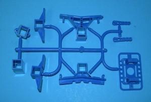 Millennium RC X-Fuse Plastic Parts Spru - Product Image