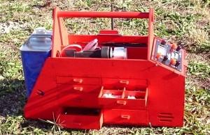 Mini Glow Field Tote 8 Drawer - Product Image