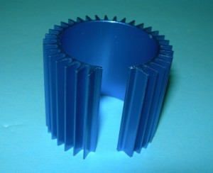 Mpi Maxx Motor Heat Sink 36mm - Product Image