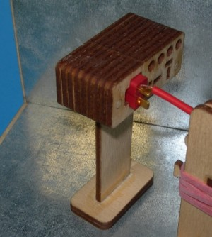 Napier's Solder Jig Bench Connector Block Kit - Product Image