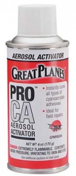 Pro CA Activator Aerosol - Product Image