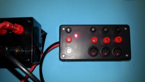 "RRC 12V Power 4 Port Break Out Box ""B.O.B."" - Product Image"