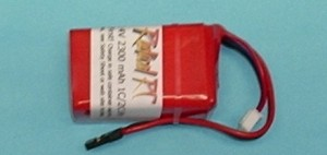 RRC 2300 7.4V TX Pack - Product Image