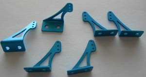 RRC Aluminum Control Horn 20mm - Product Image