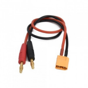 "RRC Charge Cord XT60 30cm/12"" - Product Image"