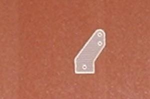 RRC Fiberglass 16mm Mini Control Horns - Product Image