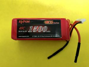 RRC K6 18.5V 5S 1500mAh 45C - Product Image