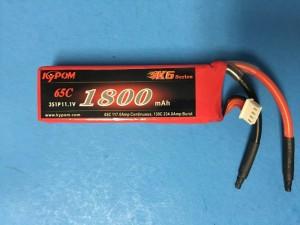 RRC K6 1800 11.1V 3S 65C - Product Image