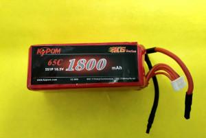 RRC K6 1800 18.5V 5S 65C - Product Image