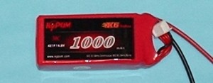 RRC K6 Series 1000 14.8V 4S - Product Image