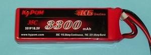 RRC K6 Series 3300 18.5V 5S 35C - Product Image
