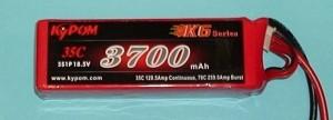 RRC K6 Series 3700 18.5V 5S - Product Image