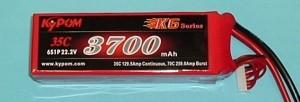 RRC K6 Series 3700 22.2V 6S - Product Image