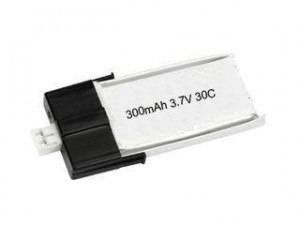 RRC Premium McpX 300mah 1S Lipo - Product Image
