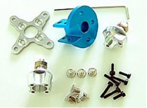 Radical RC Radial Mount Set for AXI22XX Series Outrunner Motors - Product Image
