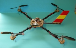 Radical RC Stinger Quad Copter Kit - Product Image