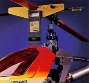 Robart Heli Blade Pitch Meter - Product Image