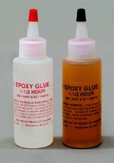 SIG 1-1/2 Hour Epoxy Glue 4 Ounce Kit - Product Image