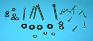 Screw Set For Slow Stick - Product Image