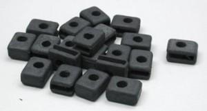 Servo Grommets Rectangular Bulk Pack - Product Image