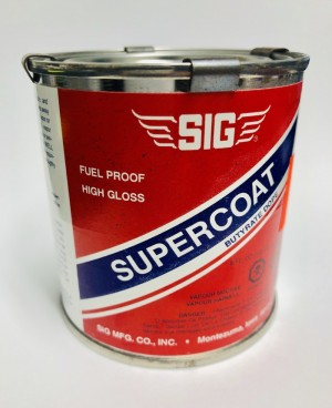 Sig Supercoat Butyrate Dope Clear - Product Image