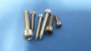 "Socket Head Sheet Metal Screw, #4 x 1/2"" Qty 100 - Product Image"