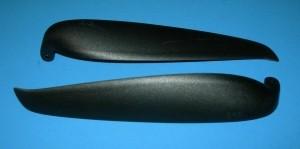Sonic Modell Folding Prop Blade set 12-8, 6mm Yoke - Product Image