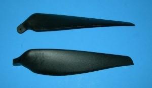 Sonic Modell Folding Prop Blade set 12-8.5, 6mm Yoke - Product Image
