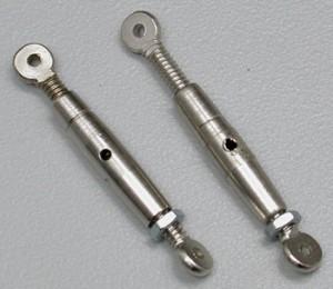 Du-Bro Steel Turnbuckle 1/4 Scale (2) - Product Image