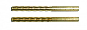 Sullivan 2-56 Couplers for up to .034 Inch wire 8PC - Product Image